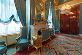 интерьер большой кремлевский дворец — Стоковое фото