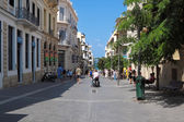 Iraklion (Heraklion), the urban landscape. Island of Crete, Greece — Stock Photo