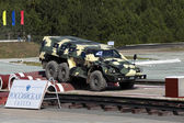 """Armored car """"Bulat"""" — Stock Photo"""