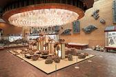 палеонтологический музей — Стоковое фото