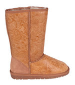 Brown uggs — Foto de Stock