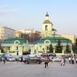 Orthodox church in Russia — Stock Photo