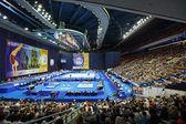 чемпионат по европейской спортивной гимнастике 2013 — Стоковое фото