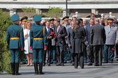 Valentina Matviyenko, Dmitry Medvedev, Sergey Naryshkin, Sergey — Stock Photo