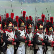 Stock Photo: Borodino battle