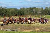 Cavalry — Stock Photo