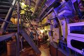 The submarine interior — Stock Photo