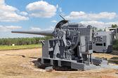 Heavy cannon — Stock Photo