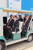 Government delegation — Stock Photo