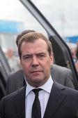 Dmitry Medvedev — Stock Photo