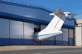 Hangar — Stock Photo