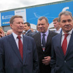 ������, ������: Sergei Ivanov Yuri Borisov and Sergey Shoygu