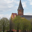 Stock Photo: Konigsberg Cathedral, - built in 1333 Gothic-style inactive Ca
