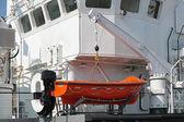 Life-boat — Stock Photo