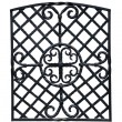 Iron grille — Stock Photo #34691151