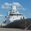 Stock Photo: Frigate Evertsen