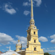 Постер, плакат: The Peter and Paul Cathedral