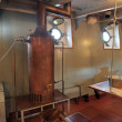 Water heater galley — Lizenzfreies Foto