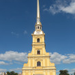 The Peter and Paul Cathedral — Stock Photo