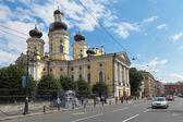 Vladimir iglesia nuestra señora de — Foto de Stock