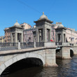 Lomonosov Bridge — Stock Photo #37706875