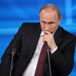 Vladimir Putin — Stockfoto #37707039