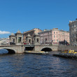 Lomonosov Bridge — Stock Photo #37707049