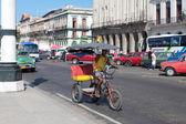 Pedicab — Stockfoto