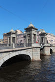 Lomonosov Bridge — Stock Photo
