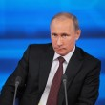 Vladimir Putin — ストック写真 #38703453