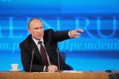 Wladimir putin — Stockfoto