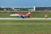 Mikoyan MiG-29 OVT — Stock Photo