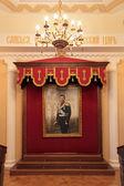 The Emperor Nicholas II — Stock Photo