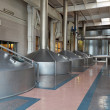 Interior of brewery — Stockfoto #40886175