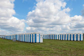 WC cabins — Stock Photo
