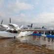 Stock Photo: Seaplane