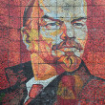 Vladimir Lenin — Stockfoto #43706817