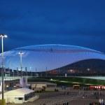 Bolshoy Ice Dome — Stock Photo #43706805