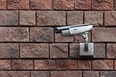 Kameraövervakning — Stockfoto