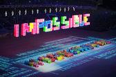 Zimních paralympijských her 2014 — Stock fotografie