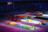 Paralympic winter games 2014 — Stock Photo