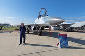 Mikoyan MiG-29 SMT — Stock Photo