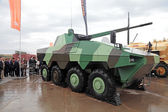 "Infantry fighting vehicles ""Atom"" — 图库照片"