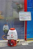 Portable fire-extinguishing system — Stock Photo