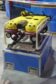 Underwater vehicle — Photo