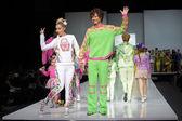 Moskou fashion week — Stockfoto