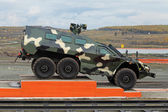 "Armored car ""Bulat"" — Stockfoto"