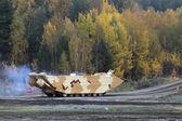Amphibious Carrier — Stock Photo