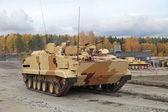 Combat reconnaissance vehicle — Stock Photo