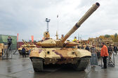 T-90 tank — Stock Photo